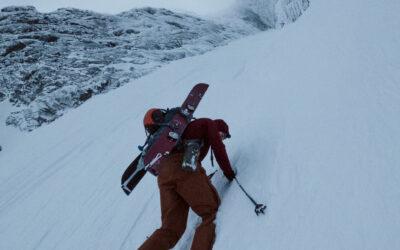 Stairway to skiers' heaven